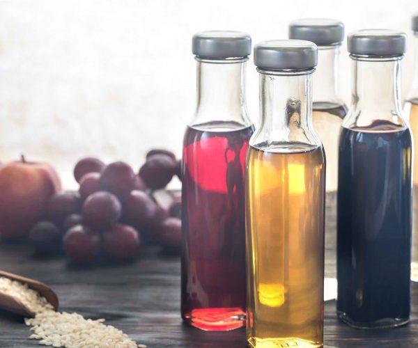 Infused Vinegars